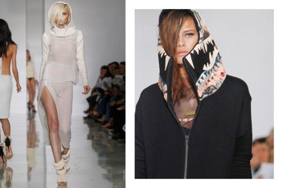 DW Kanye Wests fashion line!!