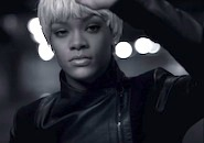 RIHANNA heats it up in armani commercial!!!