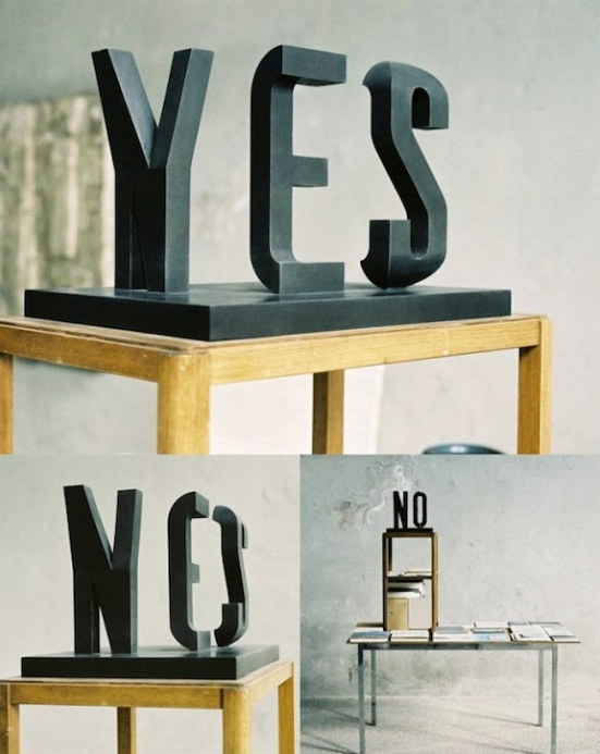 yes no  art!